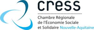 Logo Chambre régionale économie sociale et solidaire nouvelle aquitaine